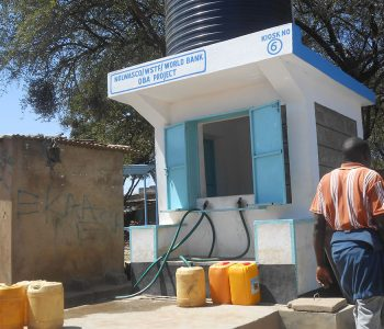 Water Kiosk in Nolturesh